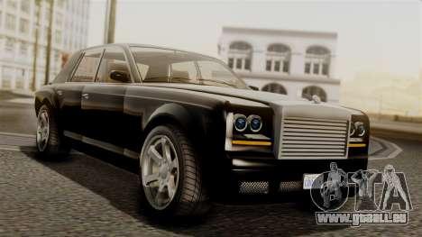 GTA 5 Enus Super Diamond für GTA San Andreas