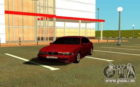 BMW 540i E39 für GTA San Andreas