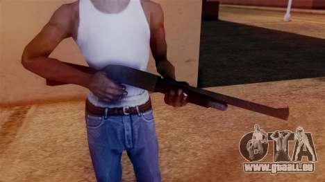 Shotgun für GTA San Andreas dritten Screenshot