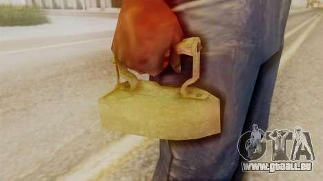 Red Dead Redemption Brassknuvle für GTA San Andreas dritten Screenshot