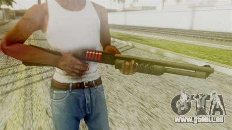 New Chromegun für GTA San Andreas dritten Screenshot