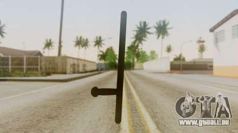 Police Baton from Silent Hill Downpour v1 für GTA San Andreas