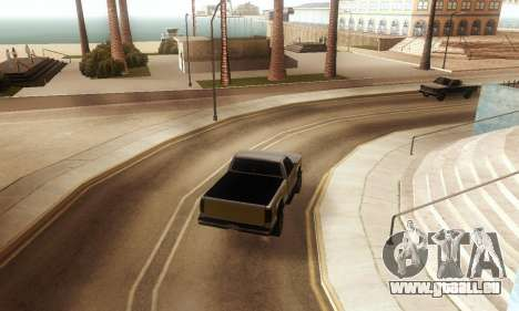 ENB & Colormod v 1.0 pour GTA San Andreas quatrième écran