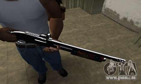National Shotgun für GTA San Andreas