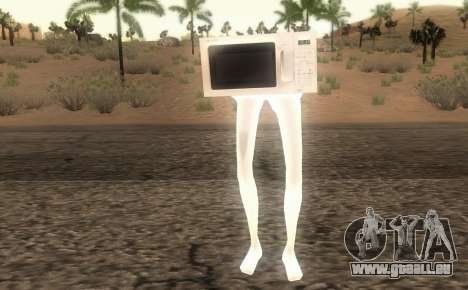 Microwave from Goat MMO für GTA San Andreas