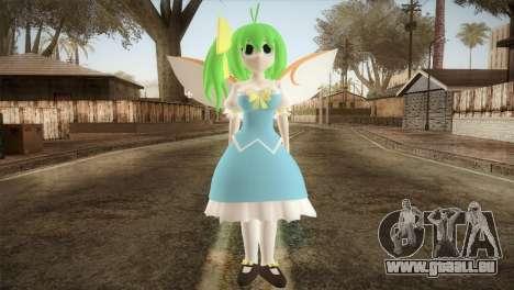 Daichan pour GTA San Andreas deuxième écran