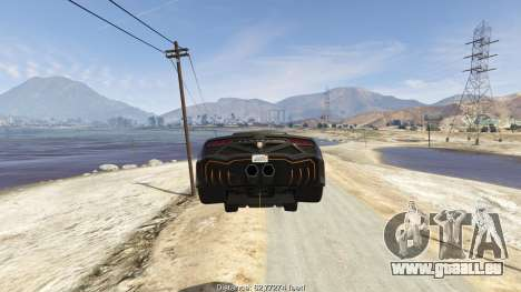 Jump Distance - Earn Money für GTA 5