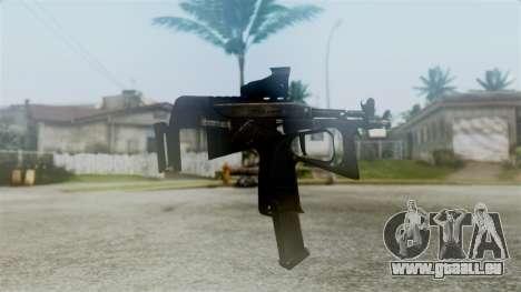 PP-2000 pour GTA San Andreas deuxième écran