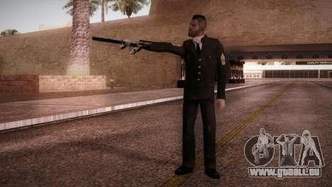 Savon vétéran pour GTA San Andreas