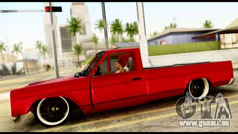 Nissan Junior Tuned pour GTA San Andreas