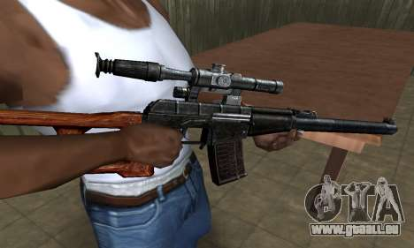 Old Sniper pour GTA San Andreas
