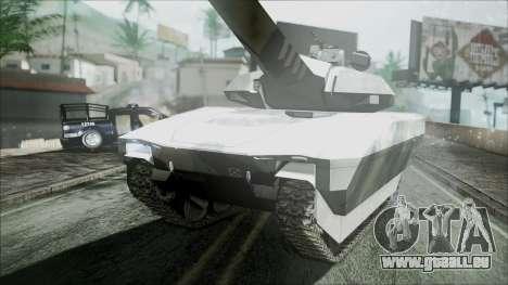 PL-01 Concept Camo pour GTA San Andreas