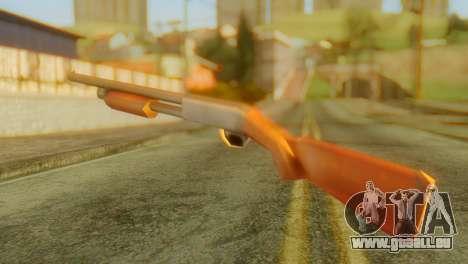 Ithaca 37 pour GTA San Andreas deuxième écran