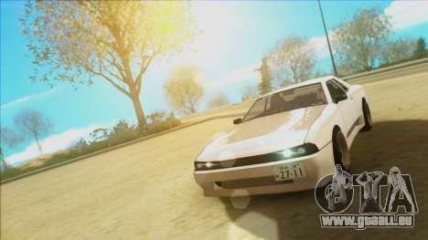Elegy by PROFF pour GTA San Andreas
