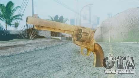 Red Dead Redemption Revolver Cattleman Diego v2 für GTA San Andreas