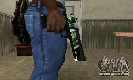Ben Ten Deagle pour GTA San Andreas