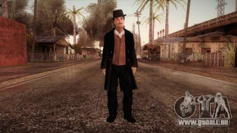 Dr. John Watson v1 für GTA San Andreas zweiten Screenshot