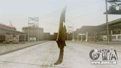 Elven Dagger für GTA San Andreas