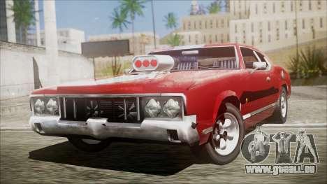 Sabre Turbocharged pour GTA San Andreas
