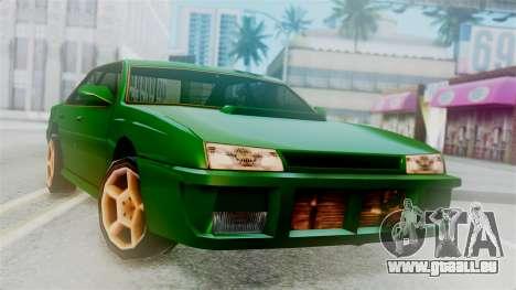 Sultan New Edition für GTA San Andreas