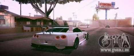Brandals ENB v2 pour GTA San Andreas