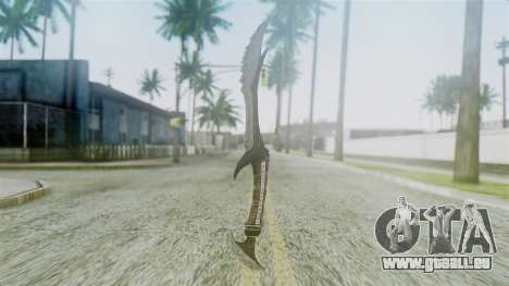 Deadric Dagger pour GTA San Andreas