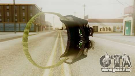 Ghostbuster SMTH für GTA San Andreas zweiten Screenshot