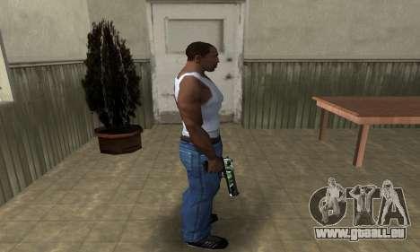 Ben Ten Deagle pour GTA San Andreas troisième écran