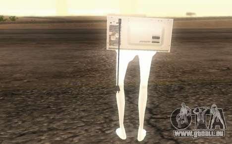 Microwave from Goat MMO für GTA San Andreas dritten Screenshot