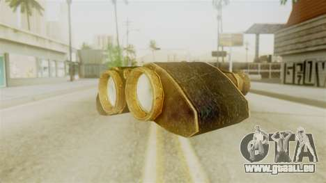 Red Dead Redemption Binocular pour GTA San Andreas