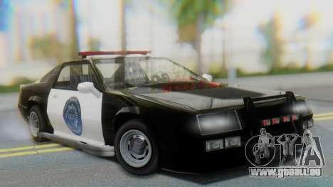 Buffalo Sheriff pour GTA San Andreas