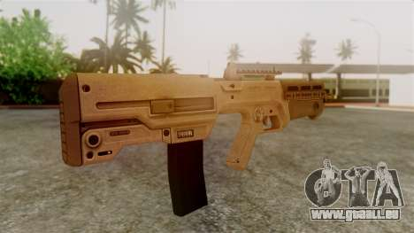 GTA 5 Advanced Rifle pour GTA San Andreas deuxième écran