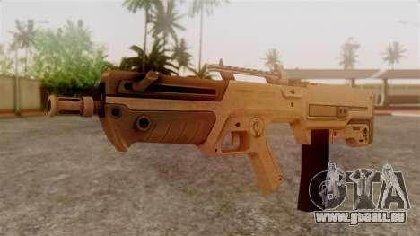 GTA 5 Advanced Rifle pour GTA San Andreas