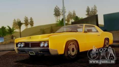 GTA 5 Albany Virgo IVF pour GTA San Andreas