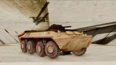 БТР-70 Rouille de S. T. A. L. K. E. R.