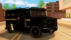 Sat Brimob Skin Enforcer from GTA 5