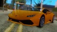 Lamborghini Huracan 2015 Horizon Wheels