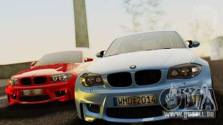 BMW 1M E82 für GTA San Andreas