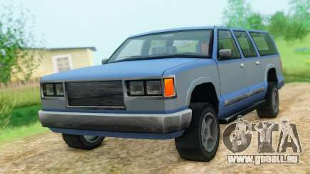 4-door Yosemite pour GTA San Andreas
