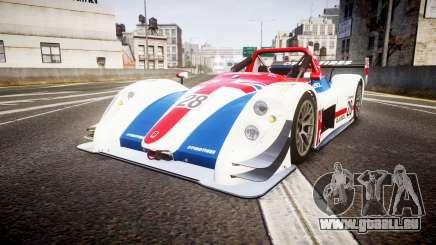 Radical SR8 RX 2011 [28] pour GTA 4