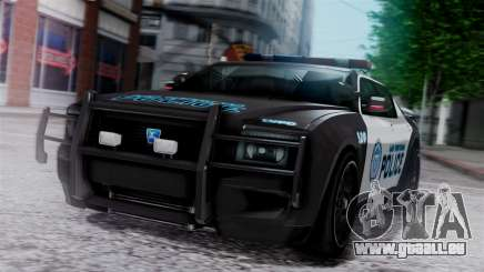 Hunter Citizen Police LV IVF pour GTA San Andreas