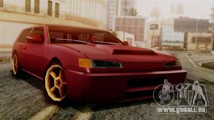 Flash New Edition pour GTA San Andreas
