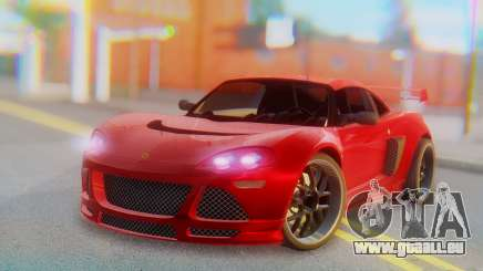 Lotus Europe S Wide pour GTA San Andreas