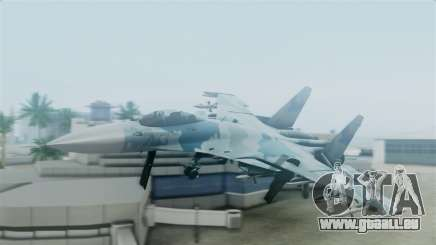 Sukhoi SU-33 Flanker-D pour GTA San Andreas