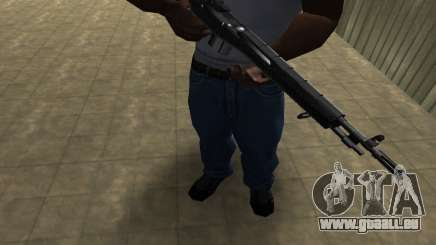 Modern Black Rifle pour GTA San Andreas