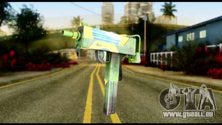 Brasileiro Micro Uzi pour GTA San Andreas