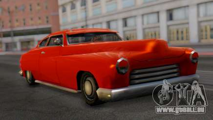 Dundreary Hermes pour GTA San Andreas