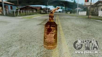Red Dead Redemption Molotov pour GTA San Andreas