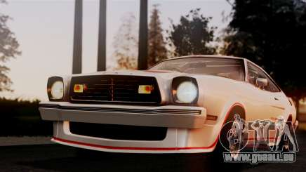 Ford Mustang King Cobra 1978 für GTA San Andreas