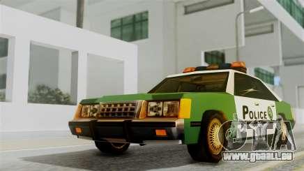 SAPD Cruiser für GTA San Andreas